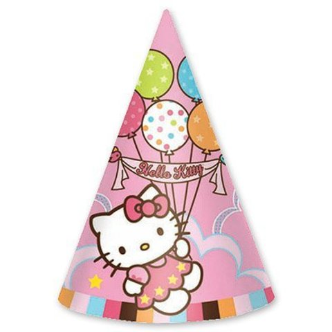 олпак Hello Kitty, 8 штук