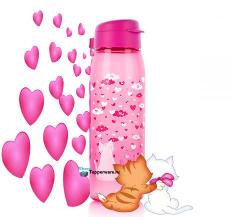 Бутылка Эко Влюбленные (750 мл) рис.3