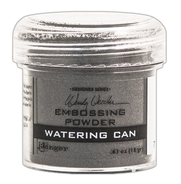 Пудра для эмбоссинга Ranger Ink- WATERING CAN