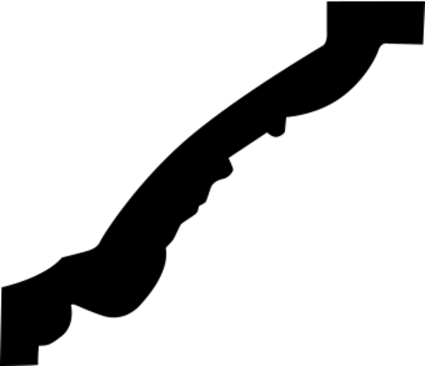 Карниз гибкий 1.50.198