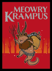 Krampus Matte Sleeves 50