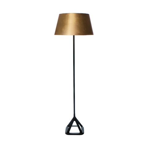 Напольный светильник копия Base Brass by Tom Dixon