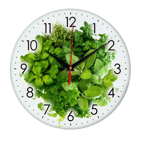Часы Зелень