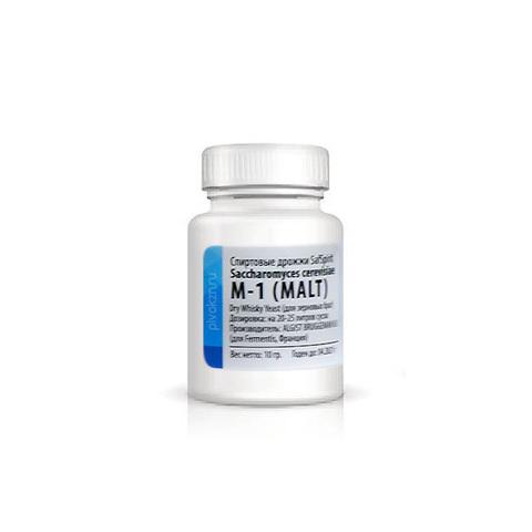 Дрожжи SafSpirit М-1 (MALT), банка 10 г.