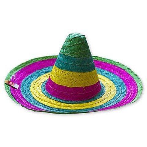 Шляпа соломенная Сомбреро/А