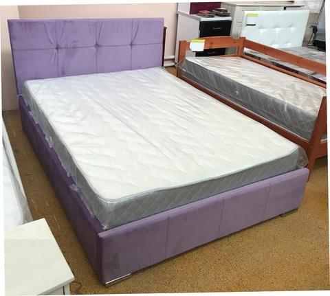 кровать мягкая Диана