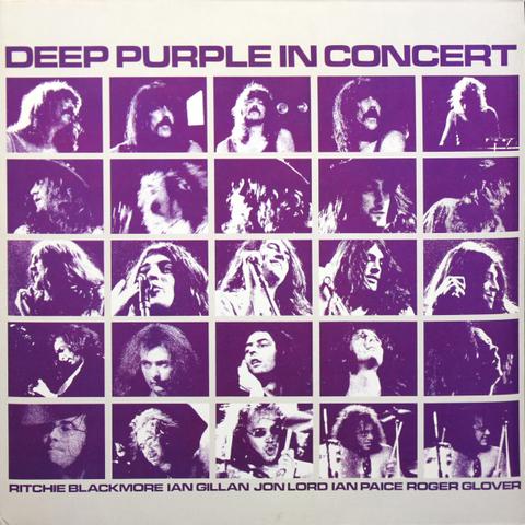 Deep Purple / Deep Purple In Concert (2LP)