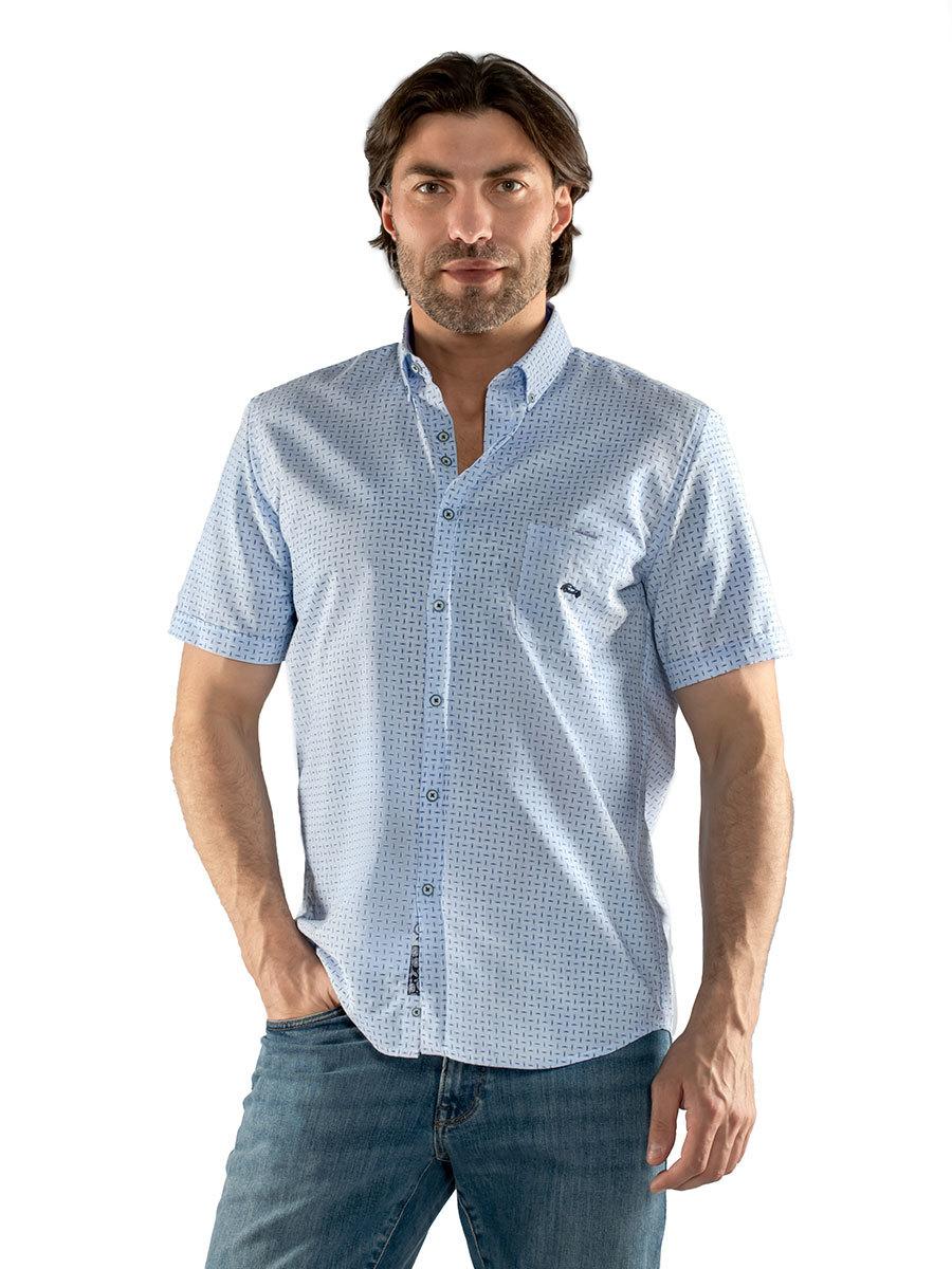 Dario Beltran рубашка Cajar 2VG 622