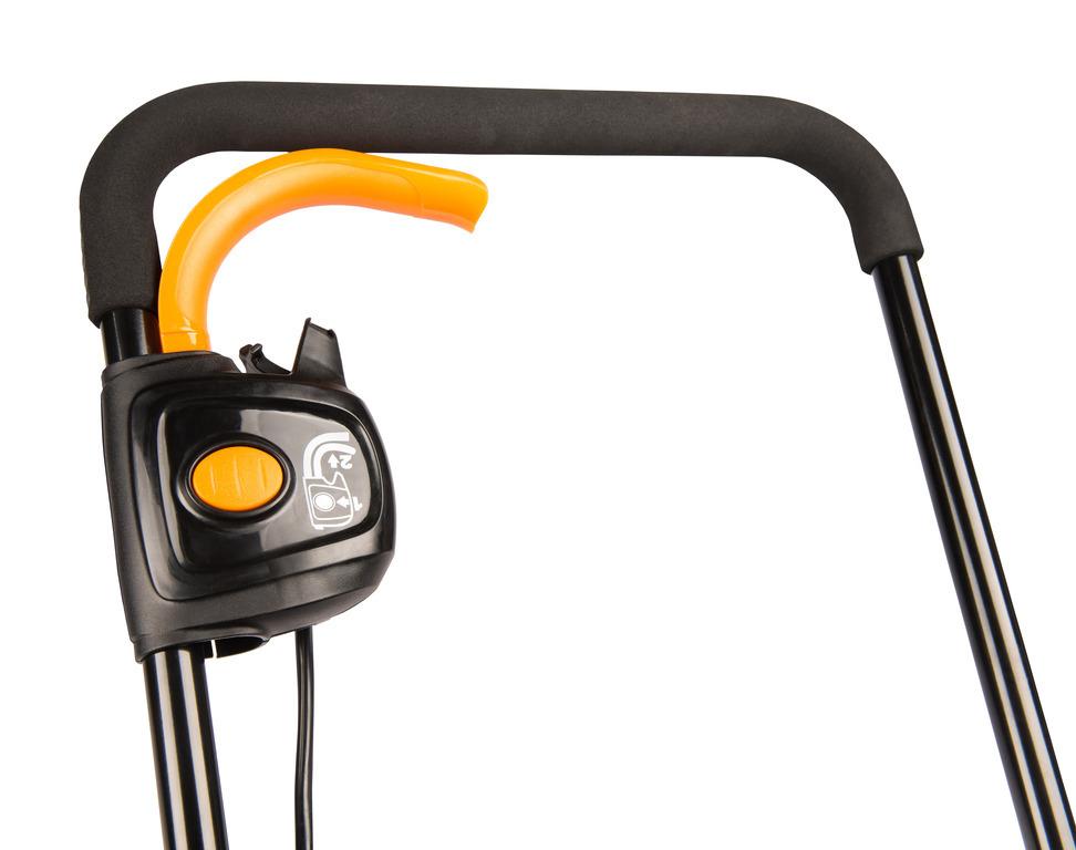 Электрическая газонокосилка WP721E 1200Вт 34см