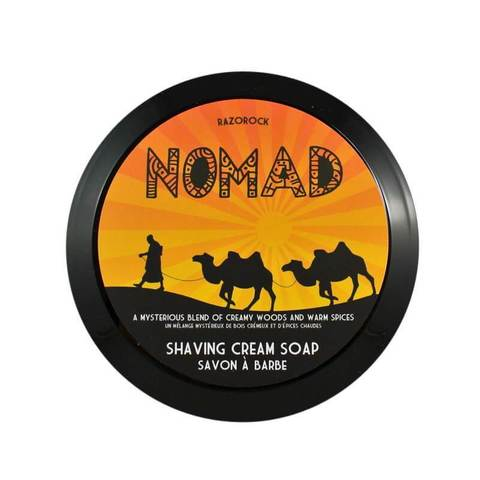 Мыло для бритья RAZOROCK Nomad 150 мл
