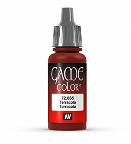 Game Color Terracotta 17 ml.