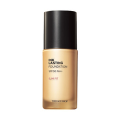 База THE FACE SHOP Ink Lasting Foundation Slim Fit SPF30 PA++ 30ml