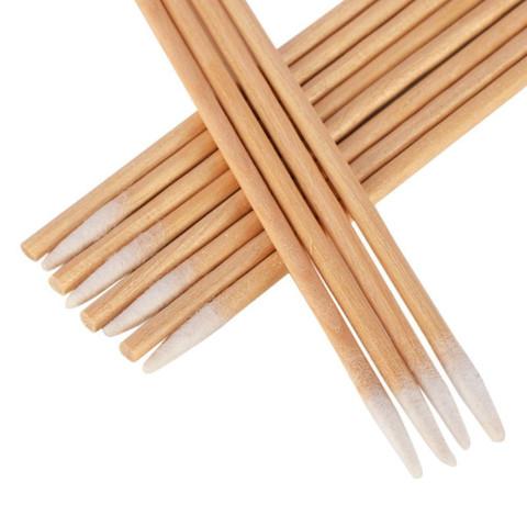 Браши деревянные (1уп-100шт)