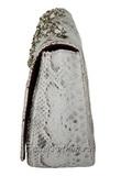 Клатч из кожи питона CL-41