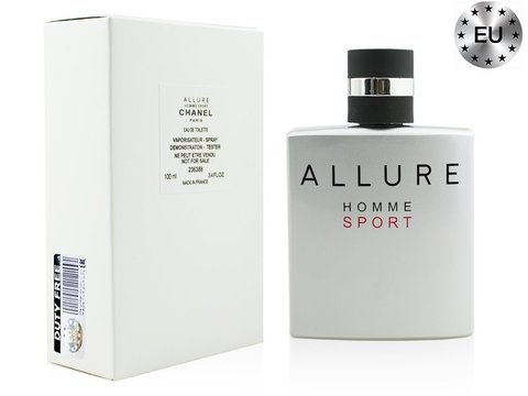 CHANEL ALLURE HOMME SPORT, Edt, 100 ml (Lux Europe)