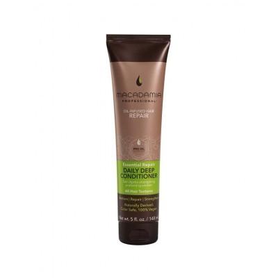 Macadamia Professional: Кондиционер интенсивного действия для всех типов волос (Daily Deep Conditioner), 148мл