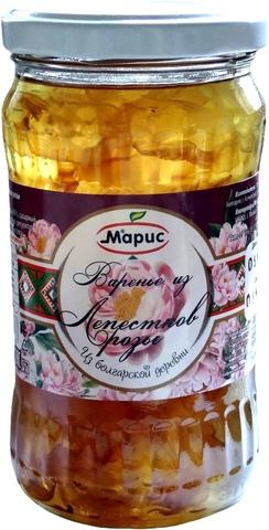 Варенье из лепестков розы, 380 гр.