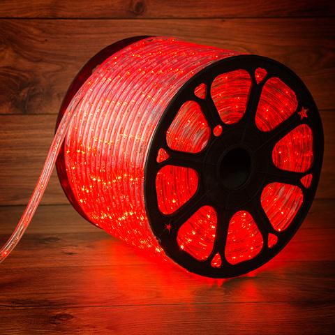красный шланг силиконовая гирлянда пвх 100м