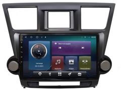 Магнитола для Toyota Highlander (08-13) Android 10 4/64GB IPS DSP 4G модель CB 3011TS10