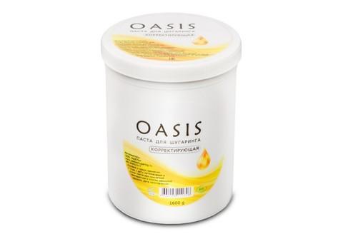 Сахарная паста OASIS корректирующая 1600 гр.
