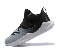Under Armour Curry 5 Low 'Black/Grey'