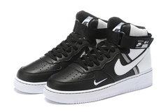 Nike Air Force 1 07 LV8 High 'Black/White'
