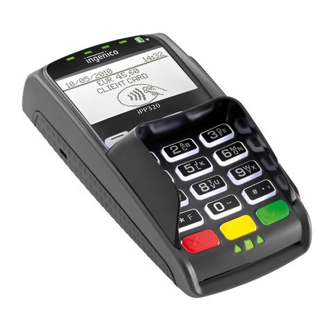Терминал для оплаты картой Ingenico iPP320