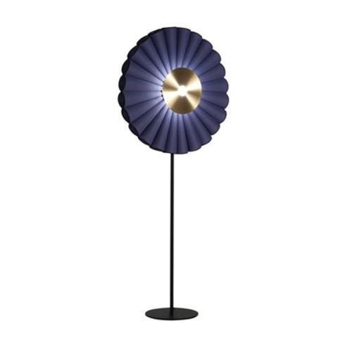 Напольный светильник Reine by Roche Bobois (синий)