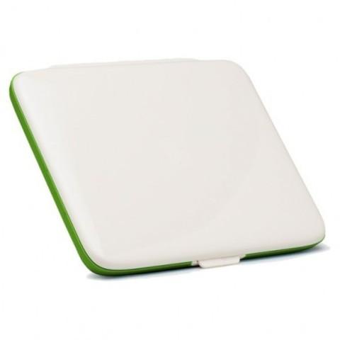 Ланч-Бокс (Контейнер для еды) Compleat Foodbook Зеленый (Unikia)