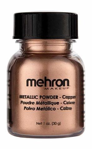 MEHRON Металлическая пудра-порошок Metallic Powder, Cooper (Медь), 30 г