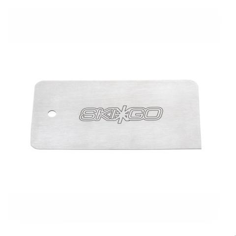 Скребок лыжный стальной Skigo Scraper Steel