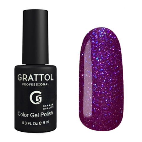 Grattol гель-лак Opal GTOP07 9 мл.