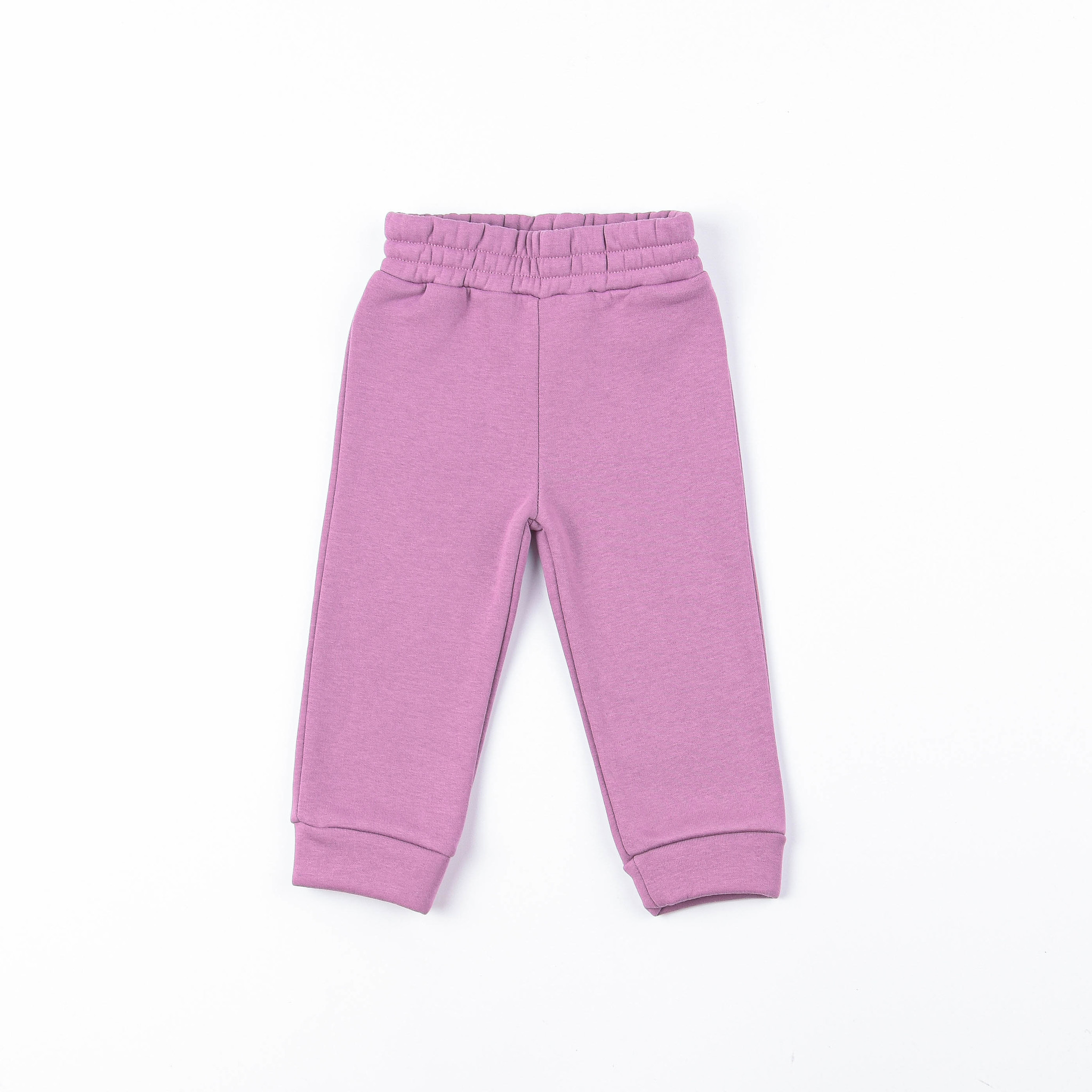 Warm trousers - Lilac