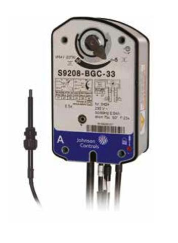 Johnson Controls S9208-BxC-33x