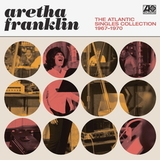 Aretha Franklin / The Atlantic Singles Collection 1967-1970 (2LP)