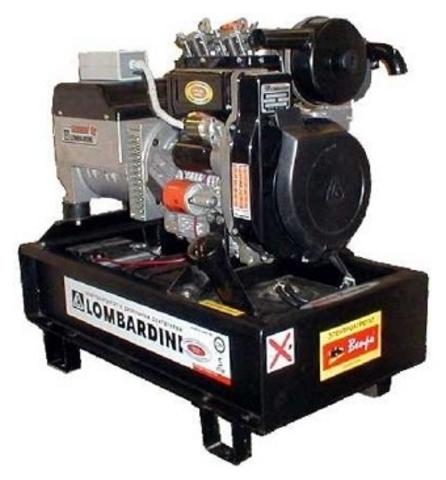 Дизельный генератор Вепрь АДП 16-Т400 ВЛ-БС