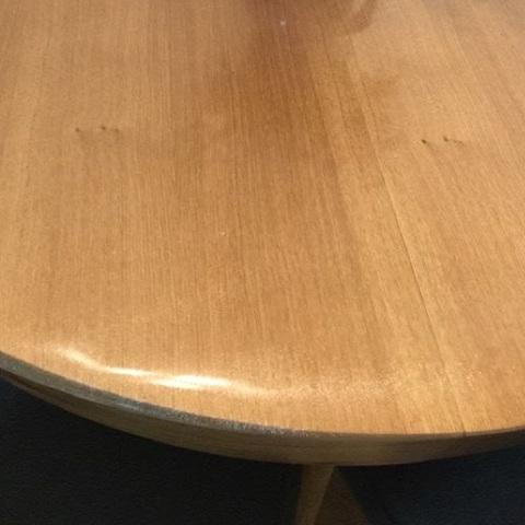Скатерть круглая матовая 120 см