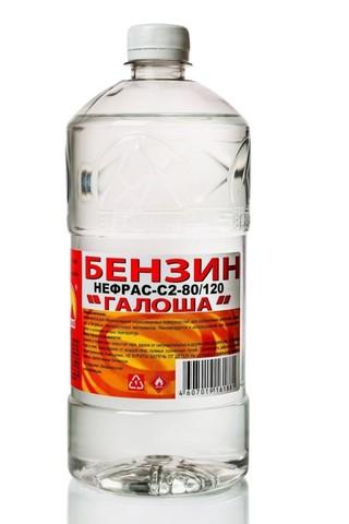 Бензин Калоша (Нефрас С2-80/120) 0,5л