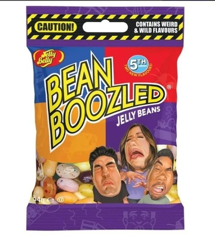 Jelly Belly Bean Boozled (54 гр)