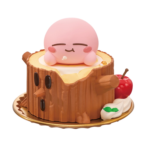 Kirby Paldolce Pie || Кирби на тортике