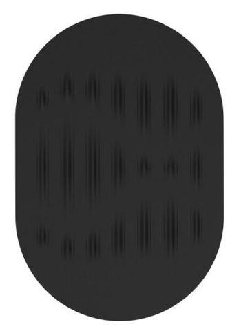 Черный вибромастурбатор Vibrating Pocket Stroker