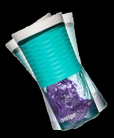 Шейкер Contigo Shake & Go (0,53 литра), голубой