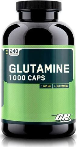 Глютамин Optimum Nutrition Glutamine 1000 Caps