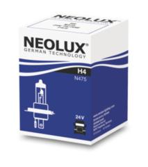 Лампа Neolux H4 75/70W 24V.шт