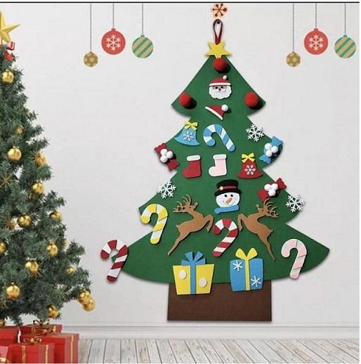 Товары для Price.ru Фетровая елка на стену с игрушками elka-iz-fetra2.jpg