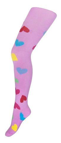 Колготки для девочки Сердце Para socks