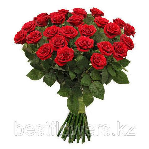 Букет из 29 роз (60 см)