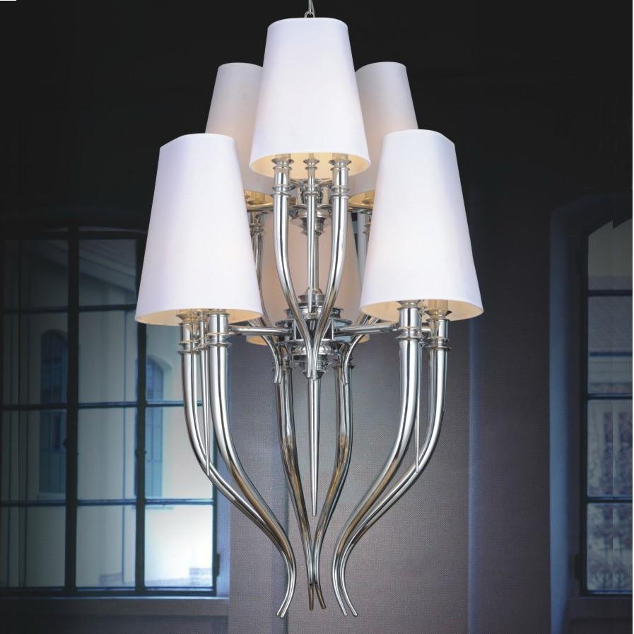 Подвесной светильник копия Brunilde С3 by Ipe Cavalli (белый)