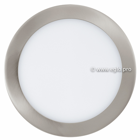 Панель светодиодная ультратонкая встраиваемая Eglo FUEVA 1 31676