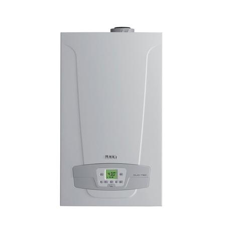 Котел газовый конденсационный BAXI NUVOLA Duo-tec 24 (двухконтурный, закрытая камера сгорания)